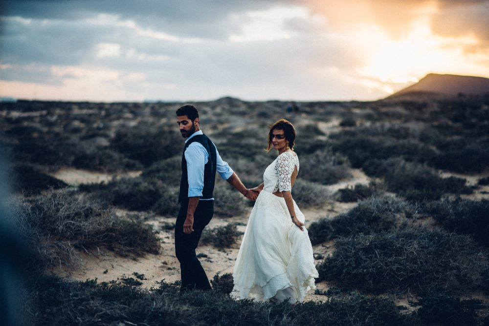 la Graciosa Canary Islands Wedding and Elopement Photographer