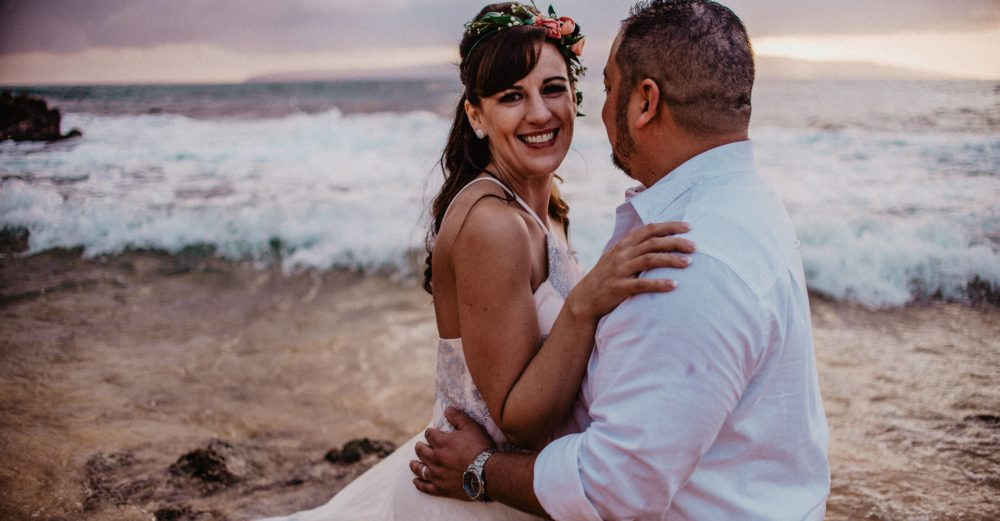 Maui Hawaii Wedding and Elopement Photographer