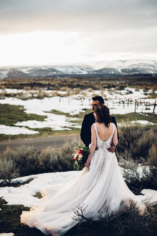 Pacific Northwest Mountain Destination Wedding and Elopement Photographer