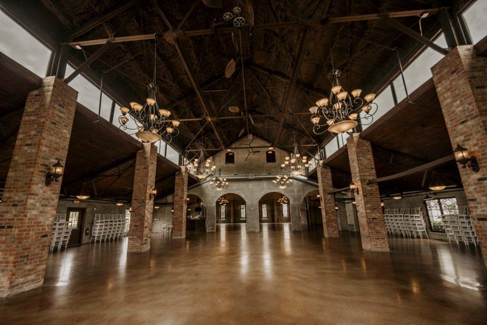 old dobbin station wedding