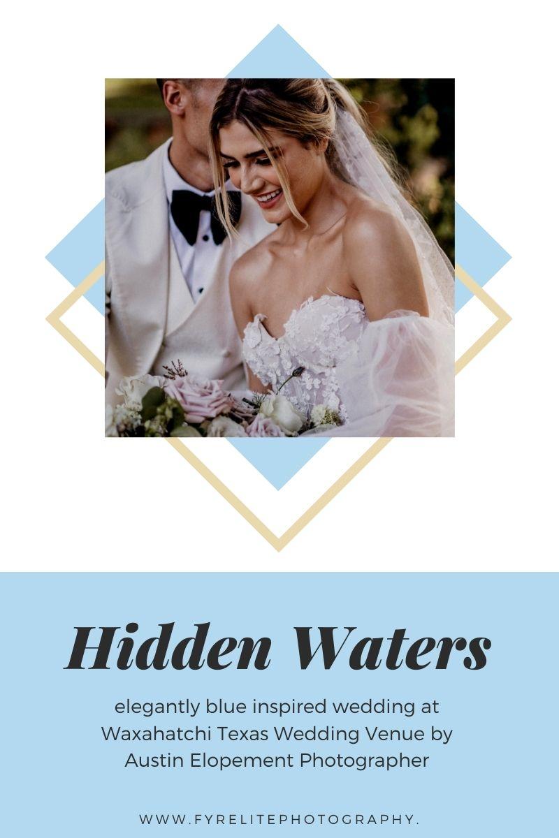 Austin Texas Wedding Photographer - Hidden Waters Texas Wedding Venue