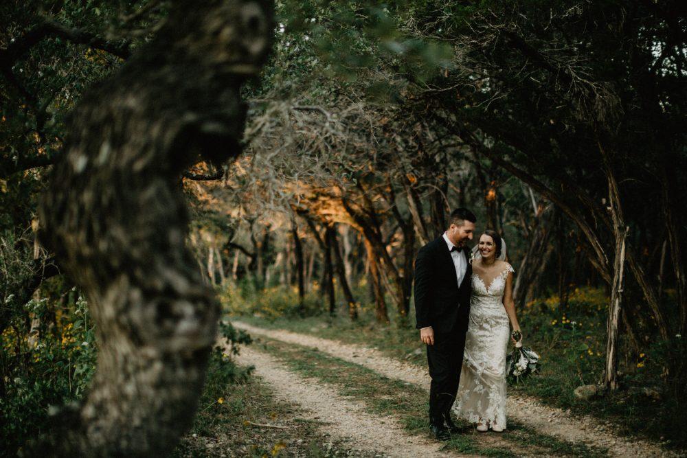 Ranch style Austin Wedding Venue